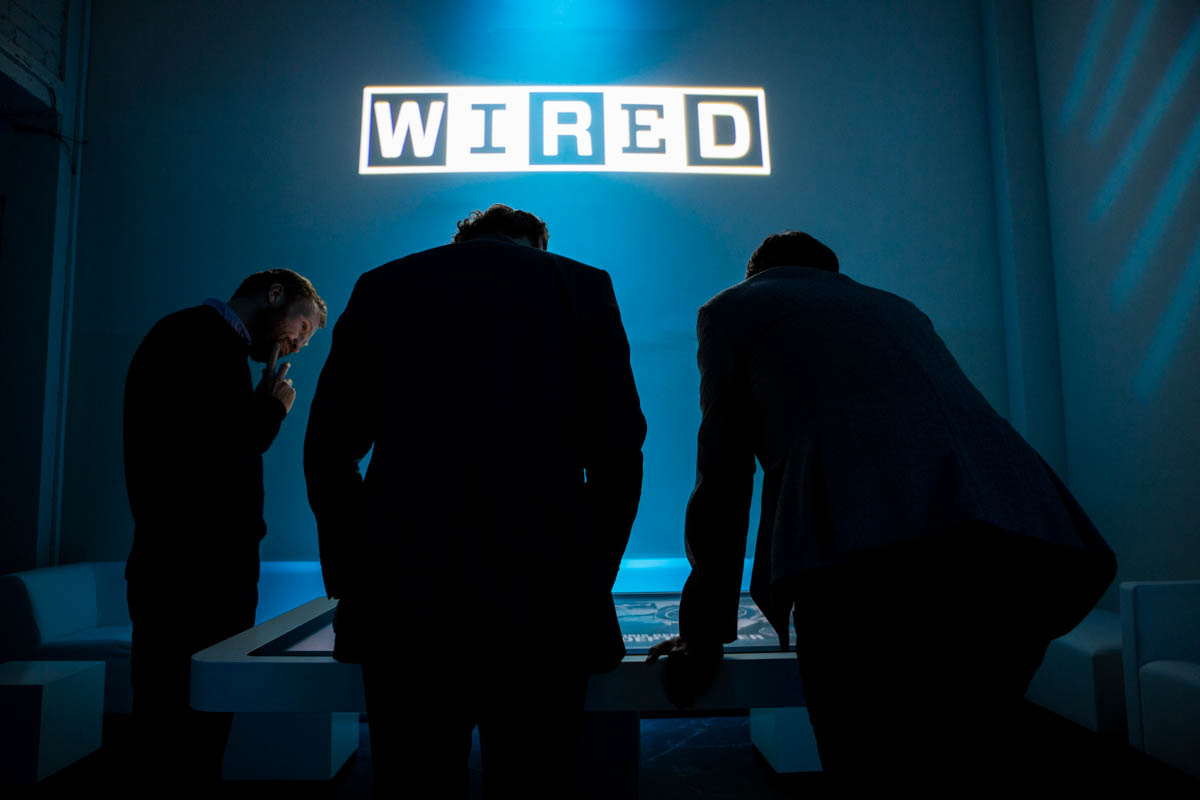 WIRED Presse Launch Event