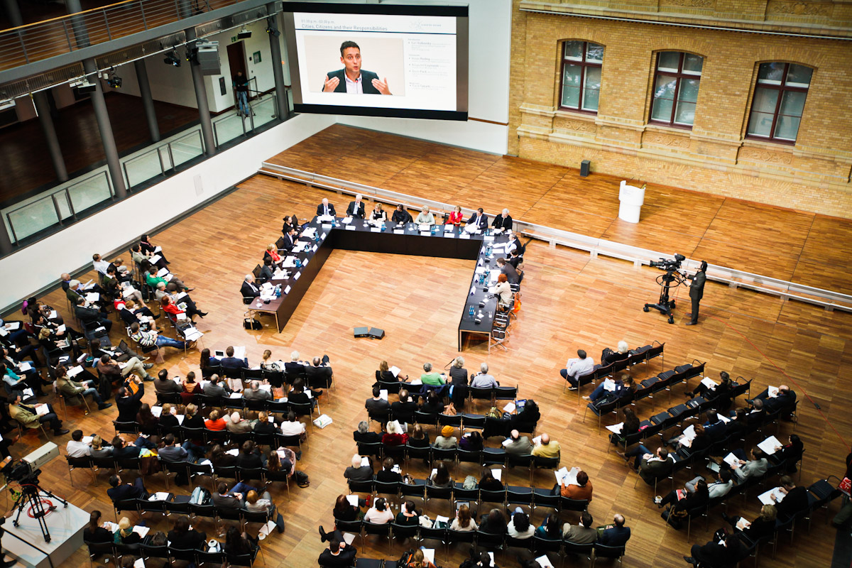 Berlin Conference 2012